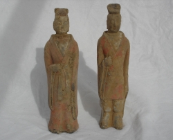 Northern Wei soldiers - courtesy Glade Antiques